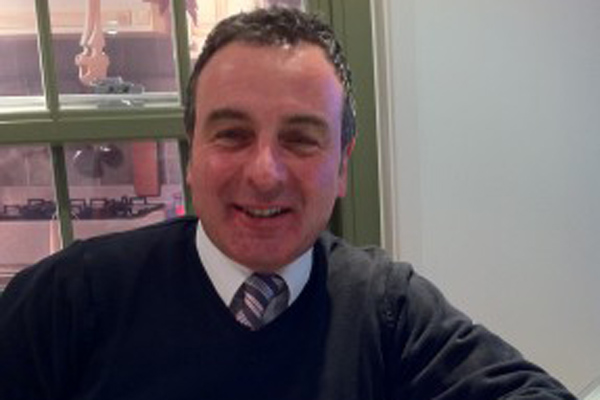 Our New Showroom Manager – Tony Spikings