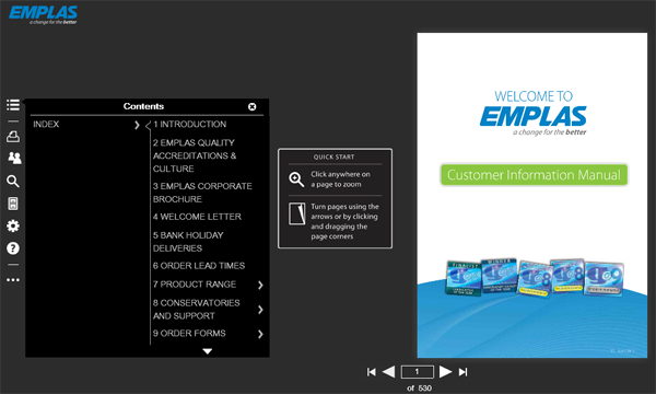Emplas launches 'one-stop' Customer Information Manual
