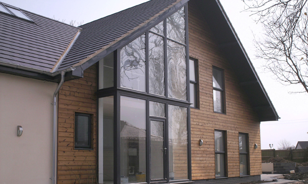 FREEFOAM INTRODUCE ANTHRACITE GREY AND CREAM WINDOW TRIMS AND ACCESSORIES.