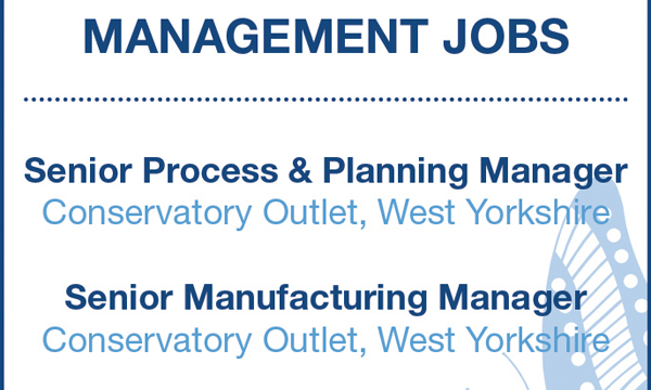 Vacancies at Conservatory Outlet