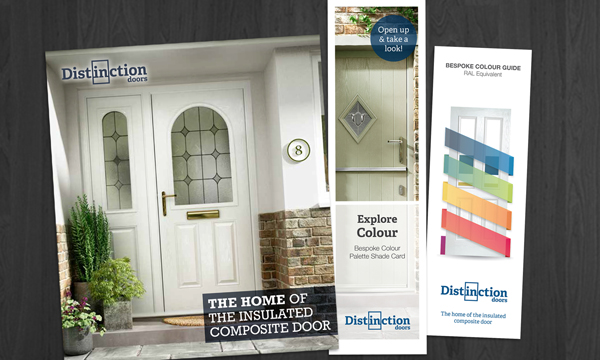 Distinction Doors Marketing Material & Distinction Doors launches new retail marketing materials | Window ... Pezcame.Com
