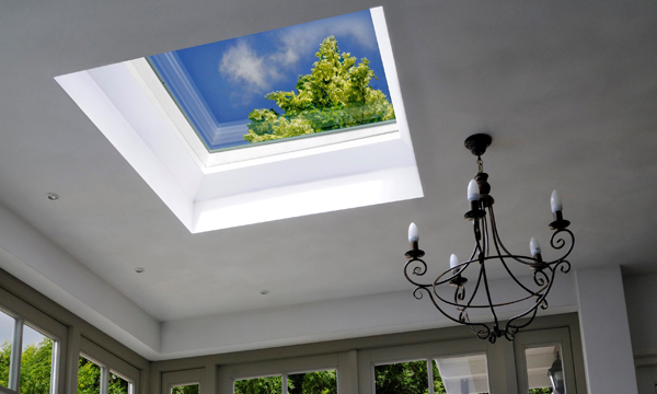 Flat Roof Domes Gain Momentum In The Residential Sector