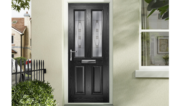Distinctionu0027s Elite over rebated composite door is proving a clear winner & Distinctionu0027s Elite over rebated composite door is proving a clear ...