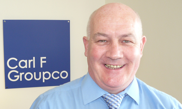 Carl F Groupco - John Mitchell Technical Manager - Carl-F-Groupco-John-Mitchell-Technical-Manager