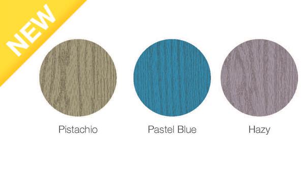 Distinction Doors adds three on-trend colours to its portfolio