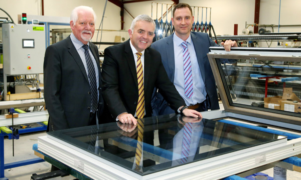 Apeer Gears Up For Growth With Ni Department Of Enterprise