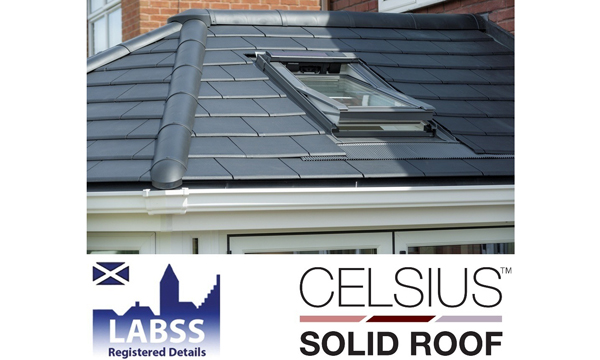 Labss Approval Granted For Celsius Solid Roof Window News