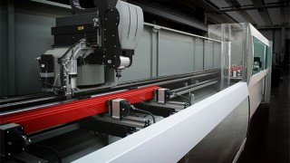 PR142 Emmegi is seeing demand increase for long bed machines like this Phantomatic X6HP copy