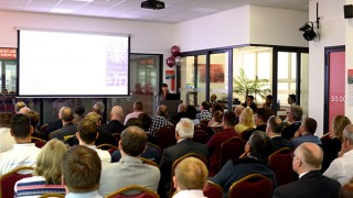 There was a record number of guests at this year's Everglade Customer Conference copy
