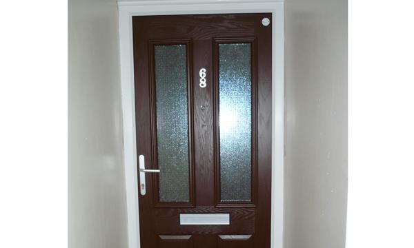Composite Door Manufacturers : Supplying northern ireland s social housing market apeer