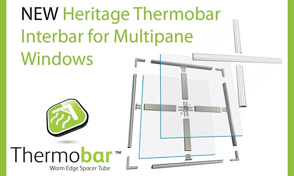 138 NEW Thermobar Heritage Multipane Windows Launch