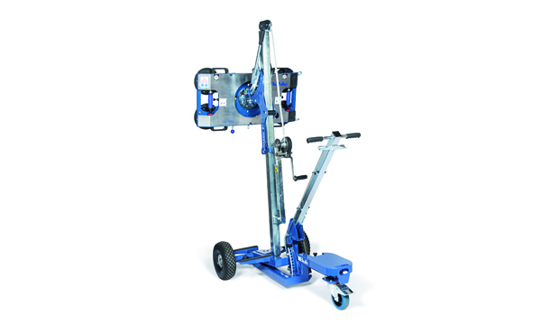 Bohle Manual Lifting Device 'Takes The Strain' For Solaglass Distribution Centre