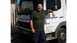 EU09 Wayne Elkin, Despatch Manager at Euroglaze