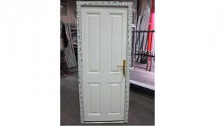 EU12 Euroglaze is now manufacturing the new REHAU AGILA fire door at its Barnsley factory