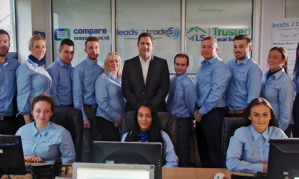 PR317 - Leads2trade team photo