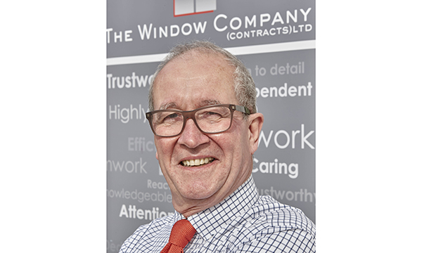 TWC179 David Thornton, Chairman, The Window Company (Contracts)