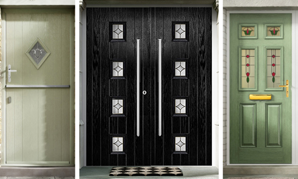 Entrance composite doors are fully Doc Q compliant