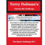 Trojan Charity ski