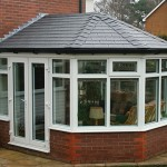 Icotherm Solid Roof Conservatory Installation