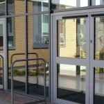Jack Aluminium commercial doors brochure