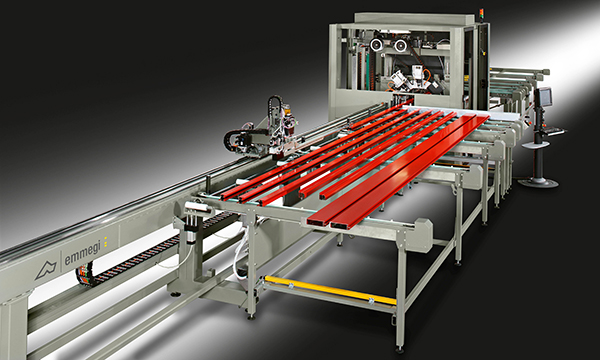 PR158 KAT has just placed an order for a flagship Emmegi Quadra machine