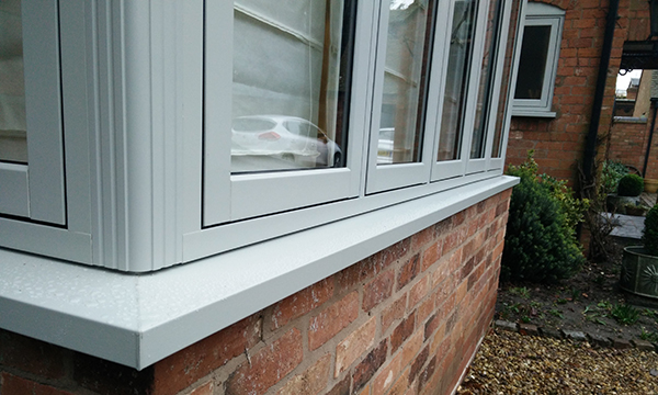 Aztec windows uses SWISSPACER for its A rated windows