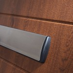 MILA311 Mila has launched a new SupaStyle fire rated letterbox in stainless steel|window News