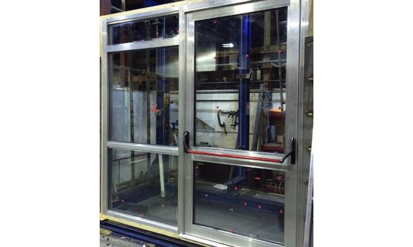 Mercury Glazing Supplies Ltd Sizes Up the Jack Door