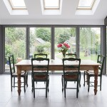 National Plastics aluminium bifold door
