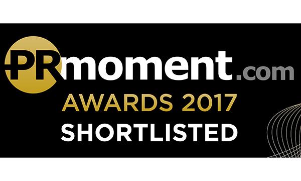 PRMoment Awards 2017 Shortlist