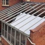 oversized roof