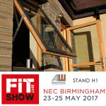 AluWood at FIT Show|window News