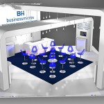 BM269 Business Micros stand at the FIT Show