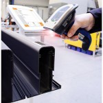BMA259 BM Aluminium is launching the LogiKal Infoserver module with barcode scanning function at this year's FIT Show