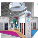 Bowater stand |window news