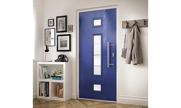 Distinction Doors Contemporary Door
