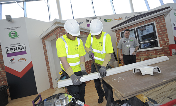 Entries for the FIT Show's Master Fitter Challenge | window news