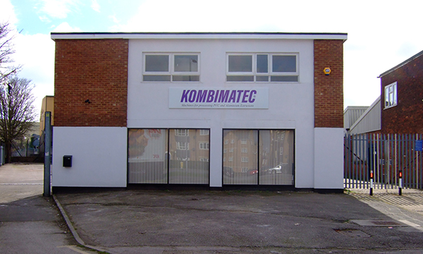 Kombimatec Machines New HQ