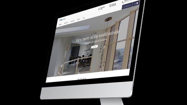 PR088 - Roof Maker Website Desktop | Window News
