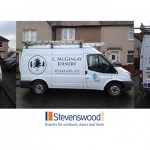 Veka Approved Installer Van Livery Winner