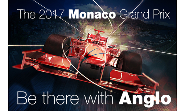 Dig deep for charity and get yourself a trackside seat at the Monaco Grand Prix 2017