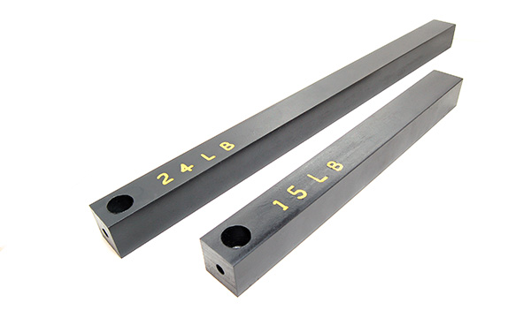 Endurance Steel Sash Weights from Sealco