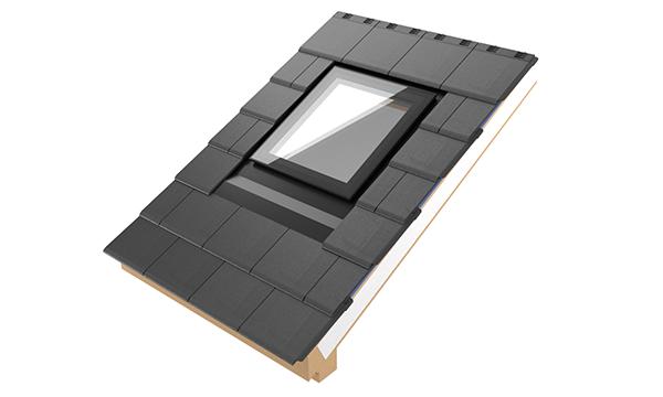 Fixed roof light
