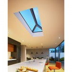 The new Technic-AL Roof Lantern from AluFoldDirect