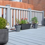 Composite Wood Company decking is available from Rembrand