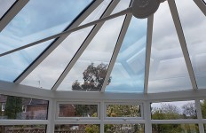 First SMARTGLASS Dynamic Installation Delights Homeowner