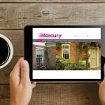 Mercury website