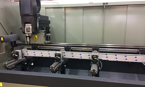 PR169 Machining on the Emmegi Phantomatic M3 at Soundcraft