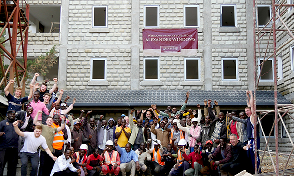 PR200 - Alexander Windows - Kenya