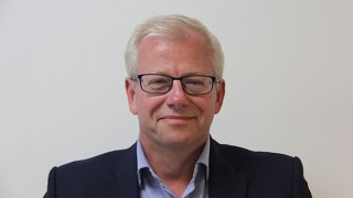 Phil Pluck GGF Chief Executive